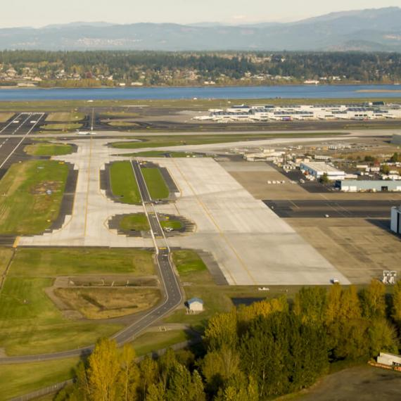 PDX South Taxiway Airfield Improvements